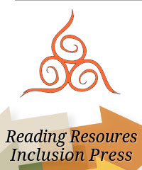 Reading Resources - Inclusion Press Website Link